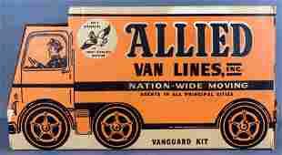Allied Van Lines Inc. Vanguard Kit