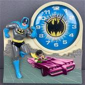 Janex Batman Talking Alarm Clock