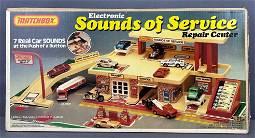 Matchbox Electronic Sounds Of Service Repair Center