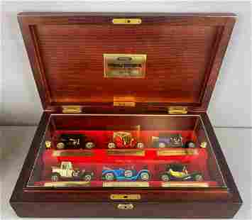 Matchbox Models of Yesteryear Connoisseurs Collection
