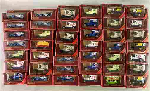 Group of 77 Matchbox Models of Yesteryear Die Cast