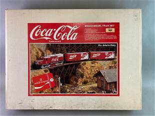 LGB Coca-Cola Limited Edition Railroad Set