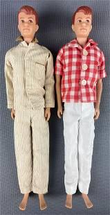 Group of 2 Alan (Barbie) Fashion Dolls