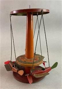 Buffalo Toys Aero Speeders Wind Up Tin Toy