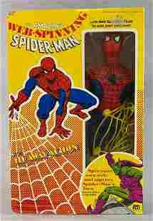 Mego Marvel Spider Man Action Figure