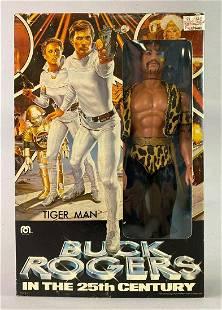 Mego Buck Rogers Tiger Man Action Figure