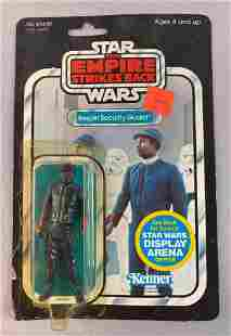 Kenner Star Wars ROTJ Black Bespin Security Guard