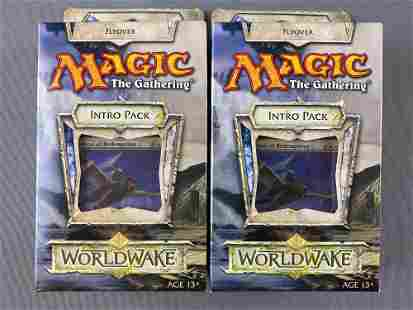 Group of 2 Magic The Gathering Intro Packs