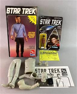 Group of 2 Star Trek Figures