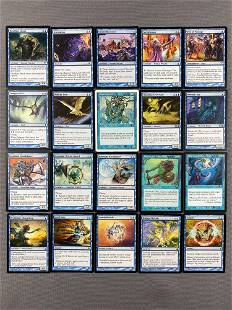 Appx 4000 Magic:The Gathering Cards