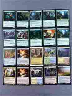 Appx 2000 Magic: The Gathering Cards