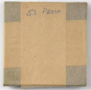 1953 U.S. Proof Set
