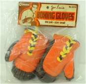 Joe Louis Roberts Childs Boxing Gloves