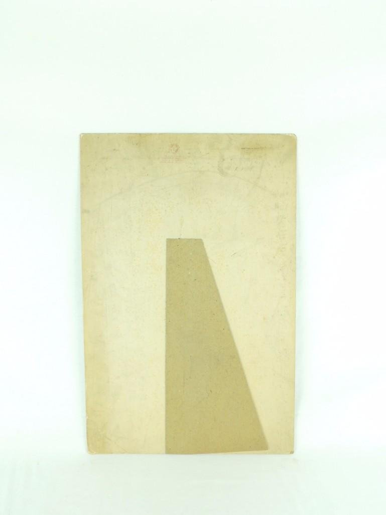 1939 Northwestern University Wildcats Cardboard - 2