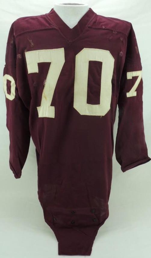 1964 Sam Huff Washington Redskins Professional Model