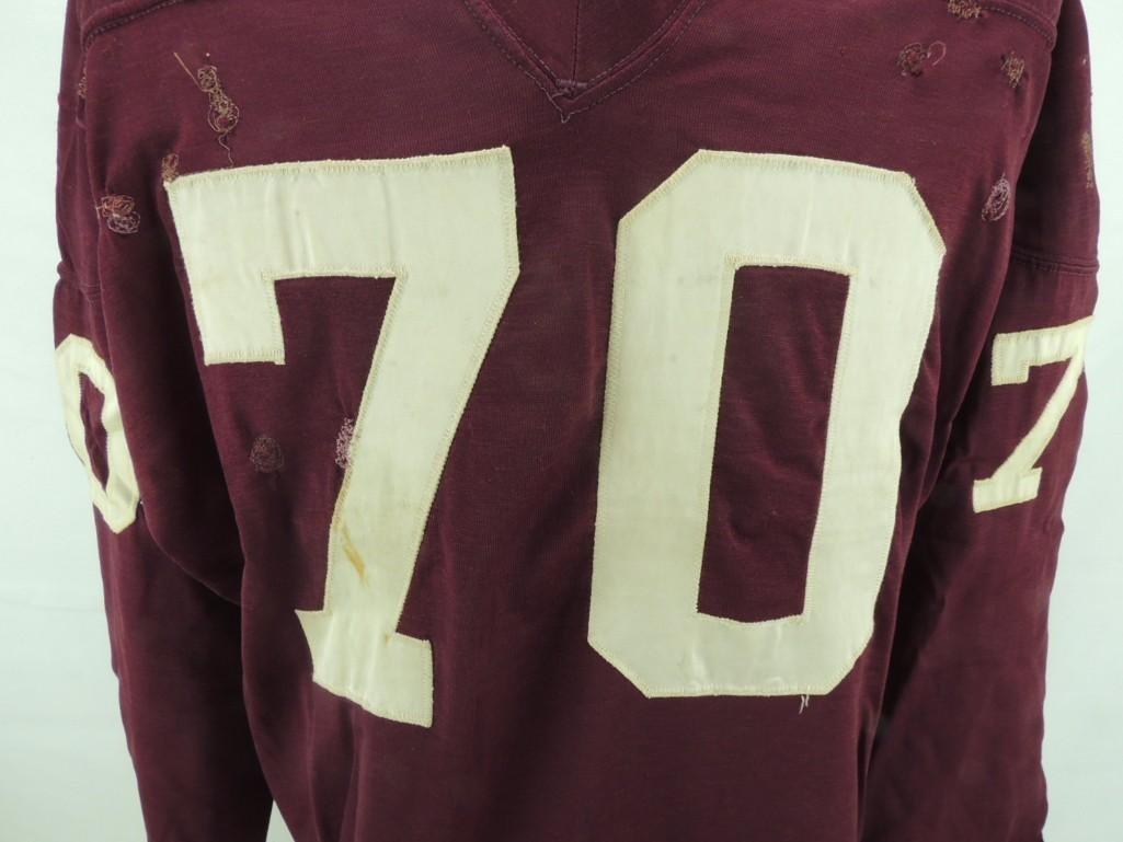 1964 Sam Huff Washington Redskins Professional Model - 2