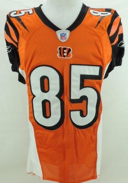 2005 Chad Johnson Cincinnati Bengals Game-Worn Jersey