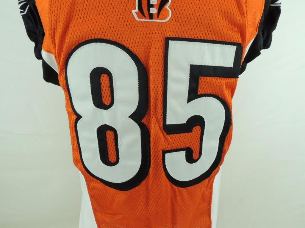 2005 Chad Johnson Cincinnati Bengals Game-Worn Jersey - 2