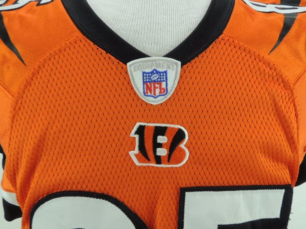 2005 Chad Johnson Cincinnati Bengals Game-Worn Jersey - 3