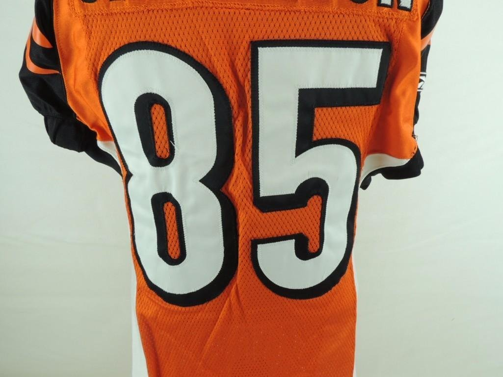 2005 Chad Johnson Cincinnati Bengals Game-Worn Jersey - 6