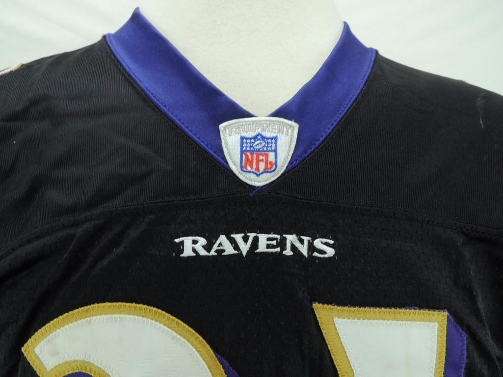 2004 Jamal Lewis SignedBaltimore Ravens Game-Worn - 3