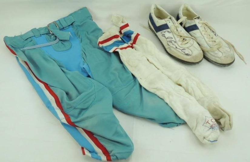 Early 1980's Earl Campbell Houston Oilers Game-Worn