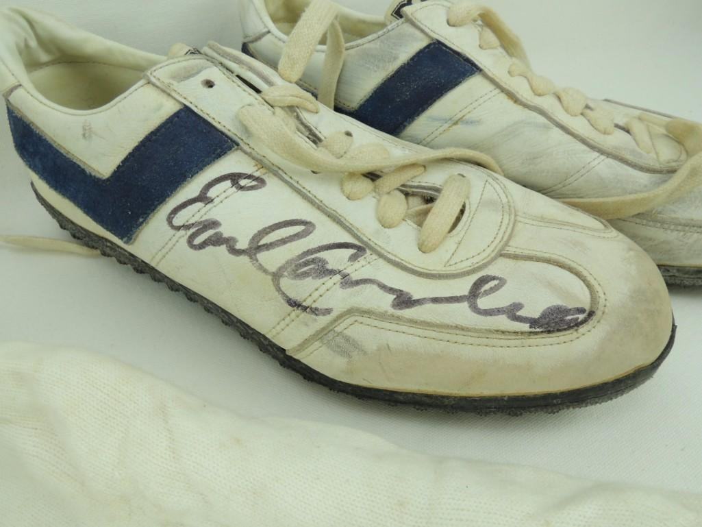 Early 1980's Earl Campbell Houston Oilers Game-Worn - 2