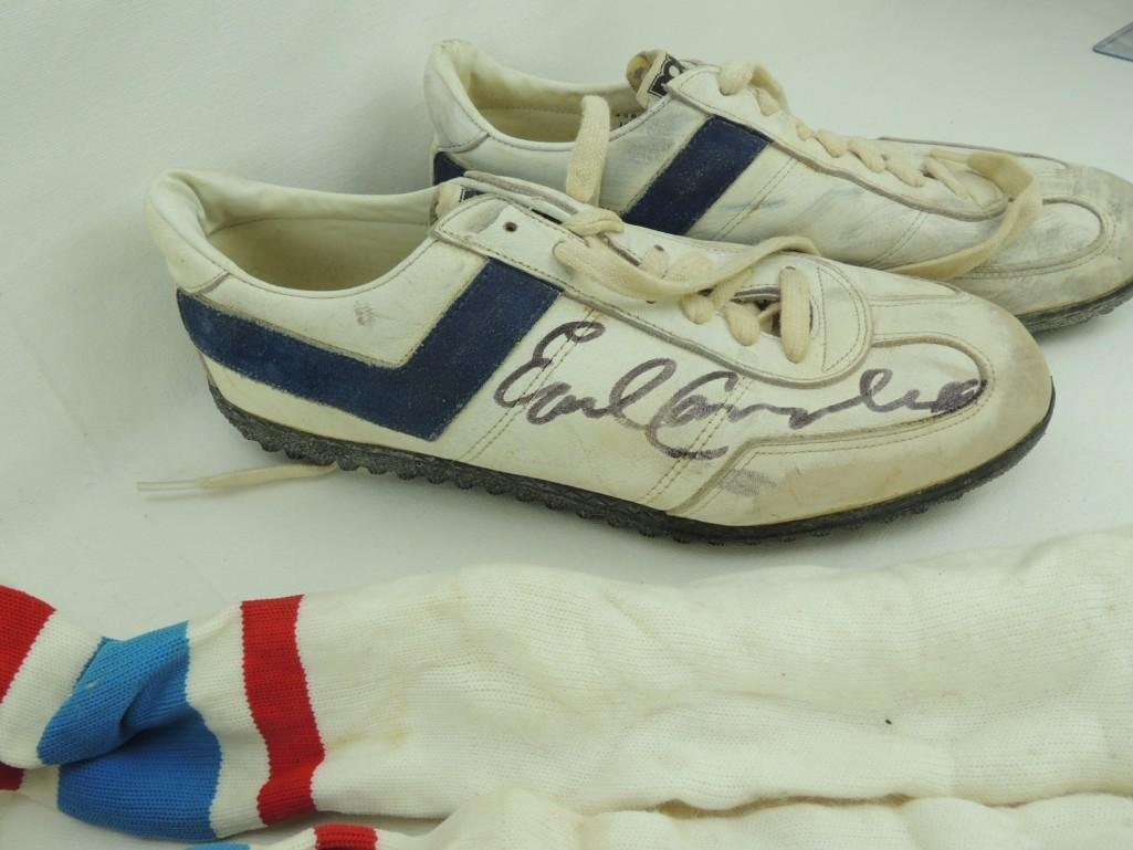 Early 1980's Earl Campbell Houston Oilers Game-Worn - 3