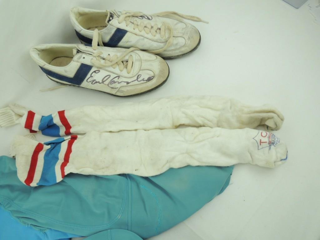Early 1980's Earl Campbell Houston Oilers Game-Worn - 4
