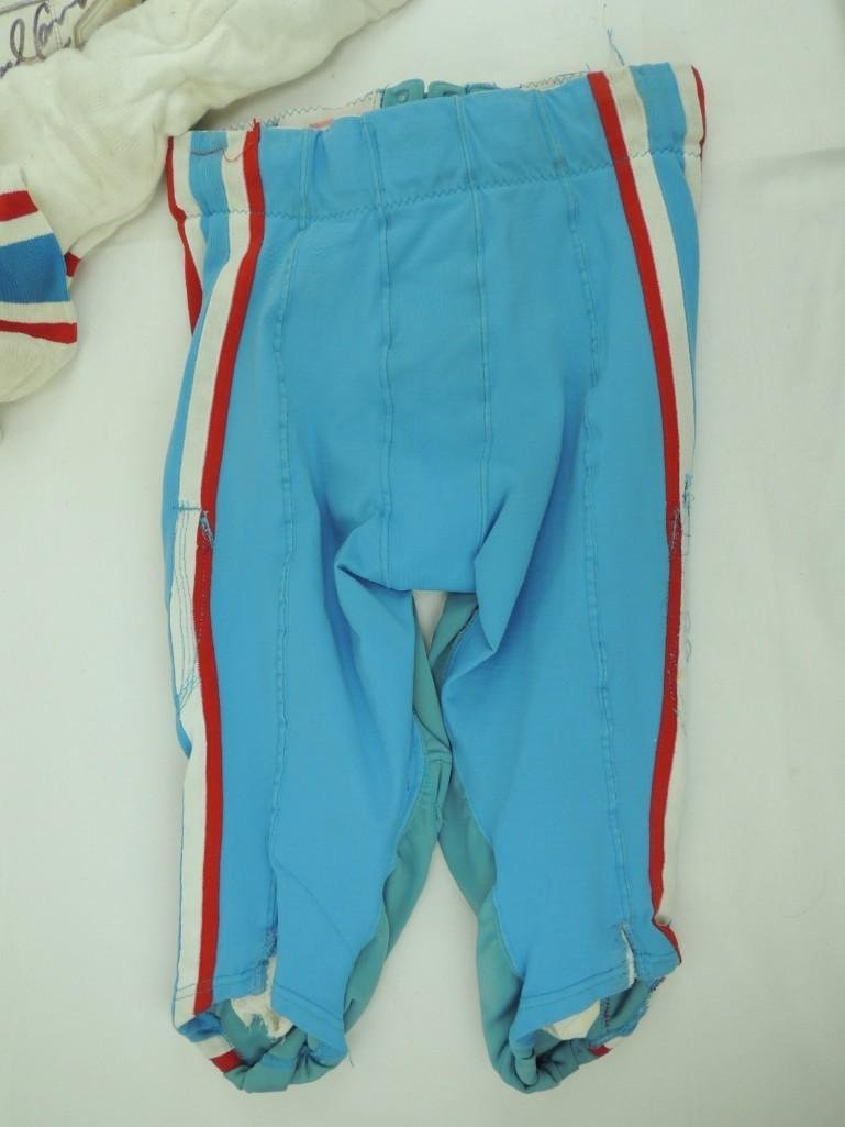 Early 1980's Earl Campbell Houston Oilers Game-Worn - 6