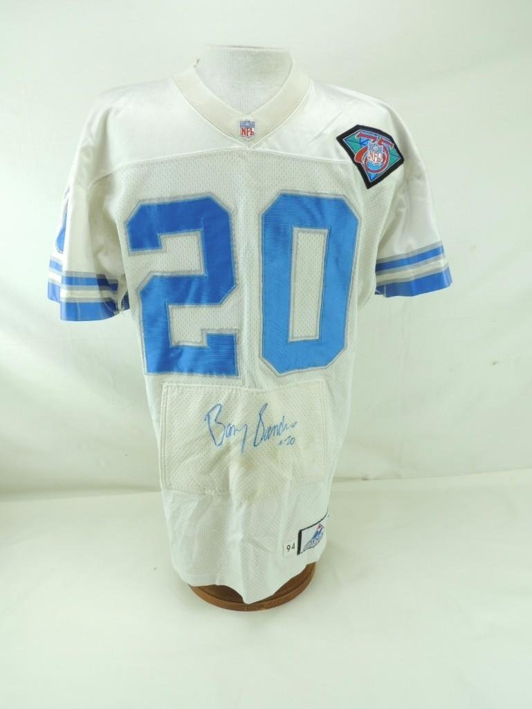 *Late Addition* 1994 Barry Sanders Detroit Lions