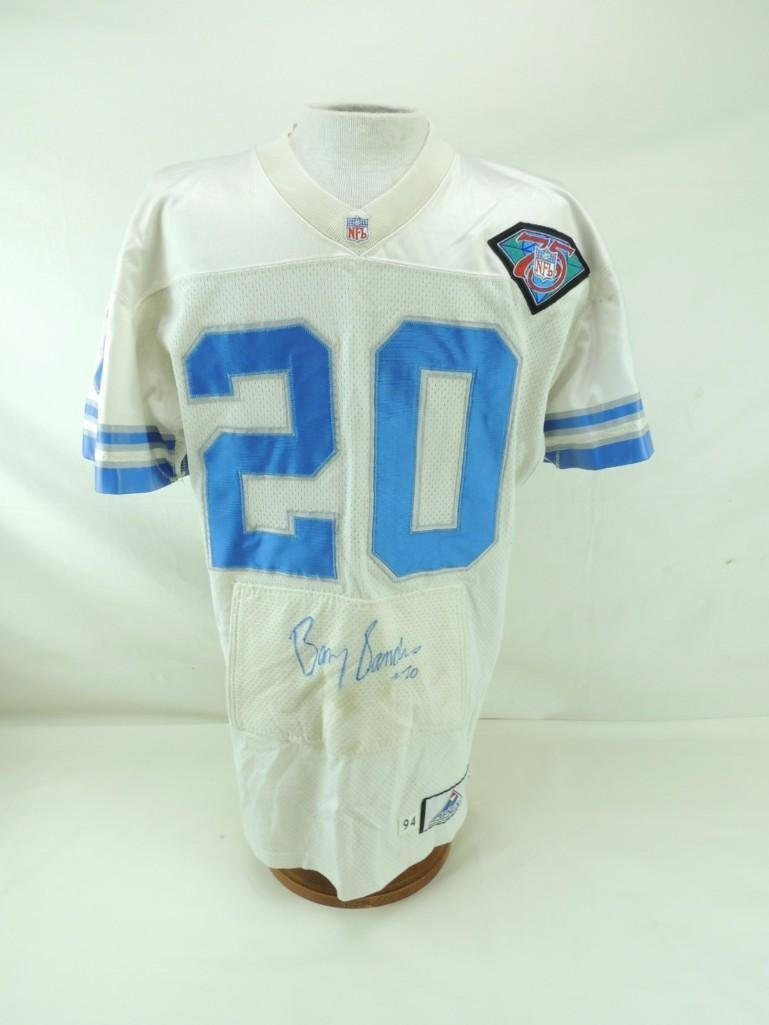 *Late Addition* 1994 Barry Sanders Detroit Lions - 6