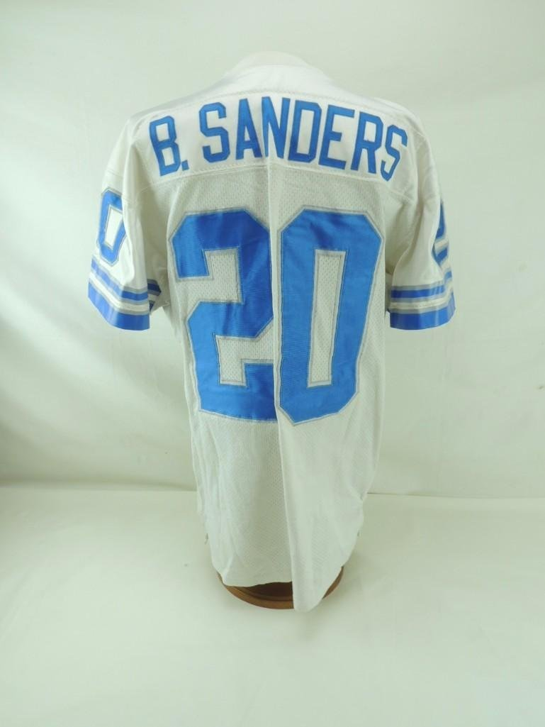 *Late Addition* 1994 Barry Sanders Detroit Lions - 9