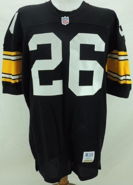 Charles Woodson Signed Pittsburgh Steelers Jersey