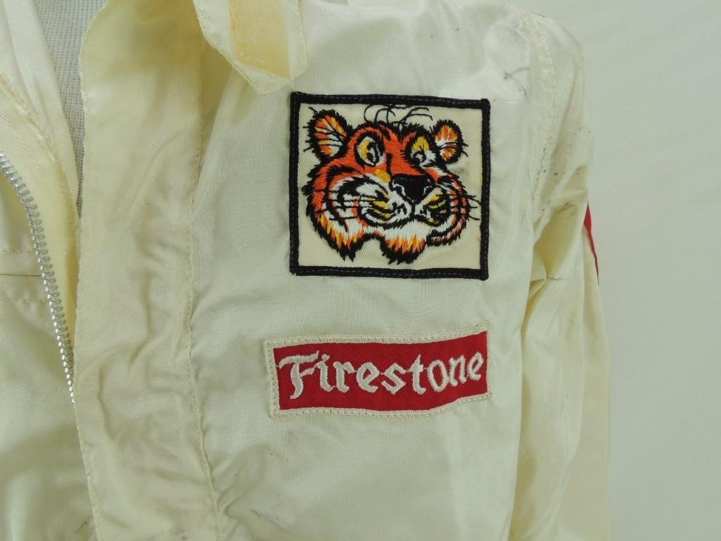 Mario Andretti Firestone Race-Worn Jacket and Pants - 3