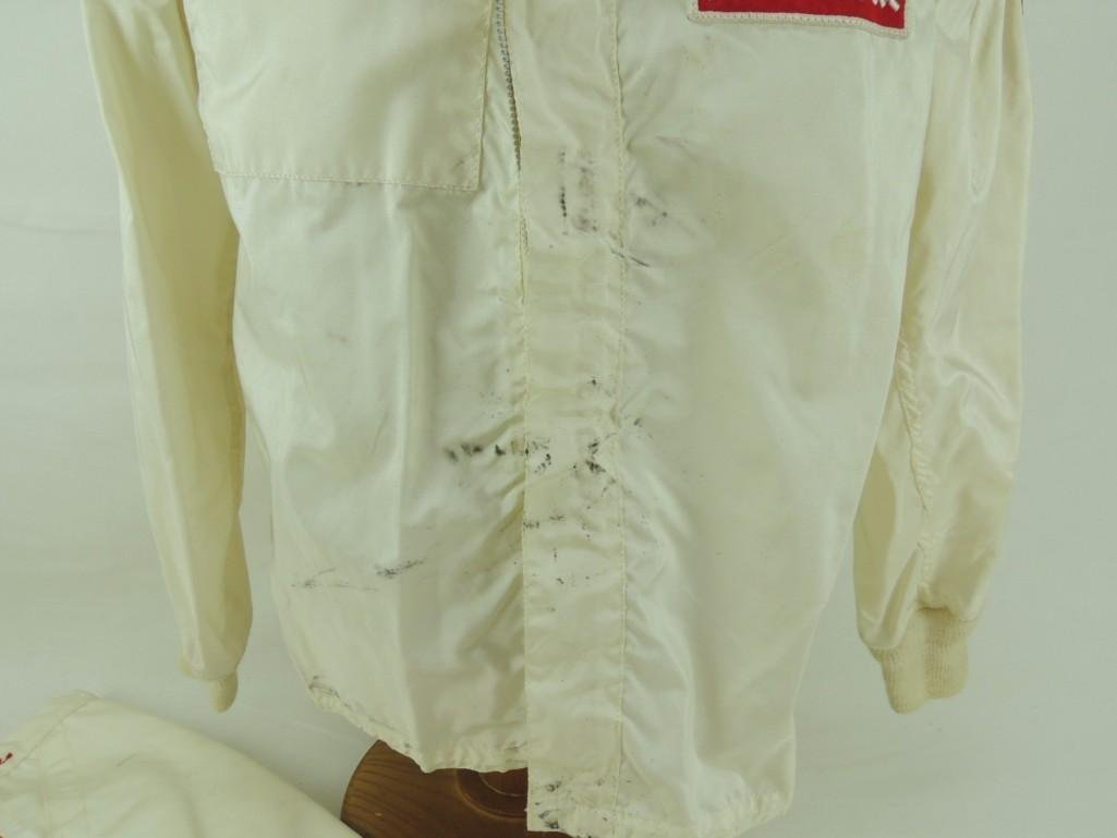 Mario Andretti Firestone Race-Worn Jacket and Pants - 4