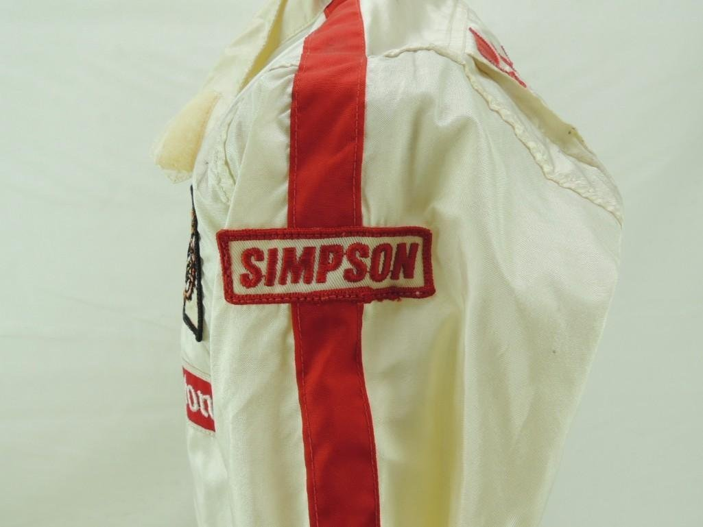 Mario Andretti Firestone Race-Worn Jacket and Pants - 5