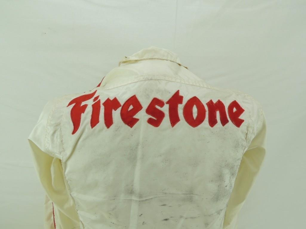 Mario Andretti Firestone Race-Worn Jacket and Pants - 7