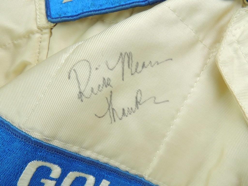 Rick Mears Signed Penske Goodyear Tire Race-Worn Racing - 2