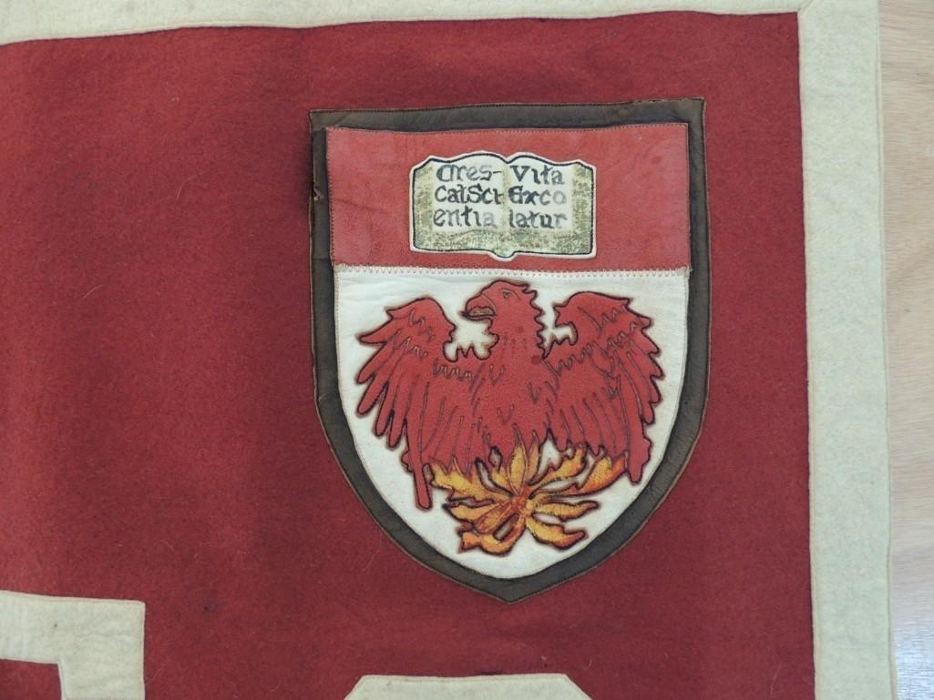 1915 University of Chicago 5' Felt Banner - 2