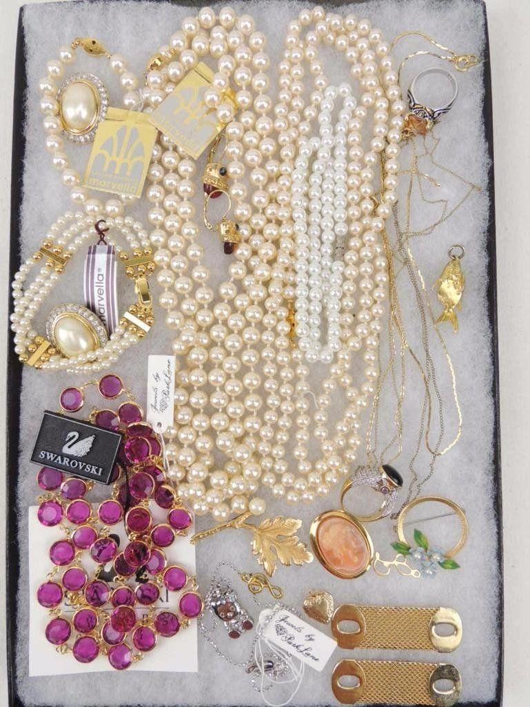 Designer Costume Jewelry Lot