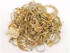 14k Gold Scrap Mixed Lot