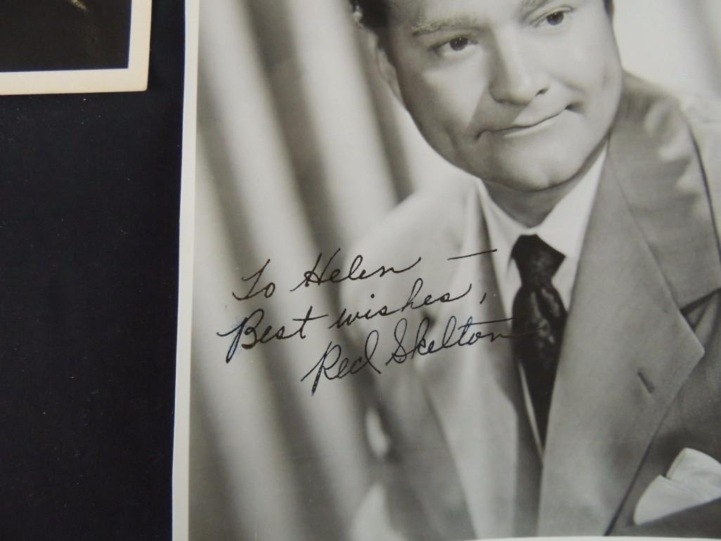 Group of Hollywood Actors and Actresses Signed Photos - 3