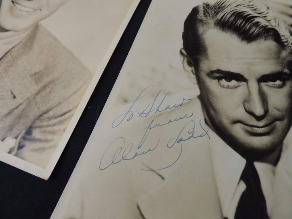 Group of Hollywood Actors and Actresses Signed Photos - 8