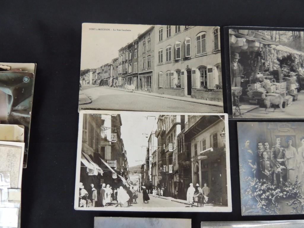Approximately 100 Plus Mostly Real Photo Postcards of - 9
