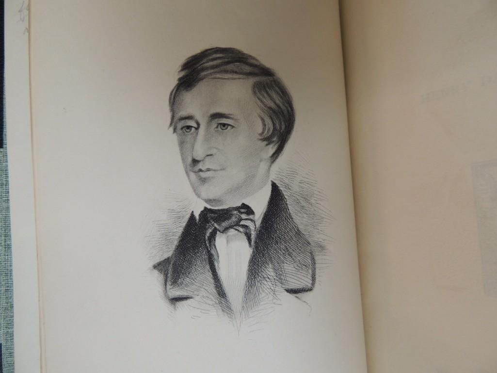 The Writings of Henry David Thoreau 11 Volume Set Book - 5