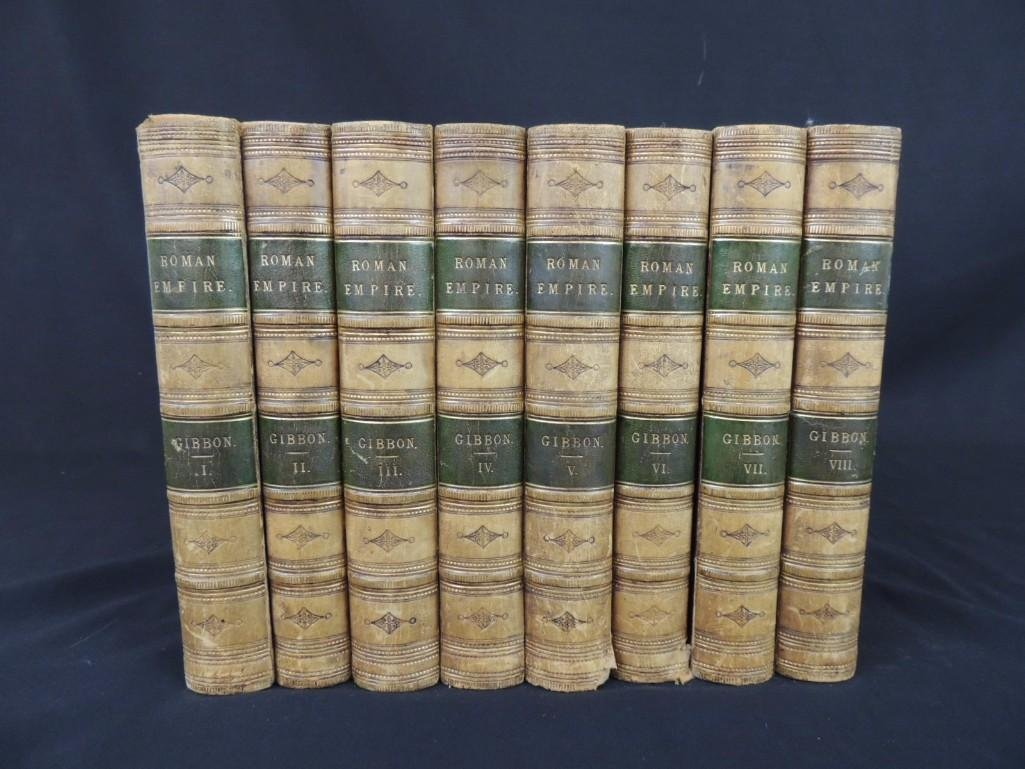 1848 The History of the Decline and Fall of the Roman