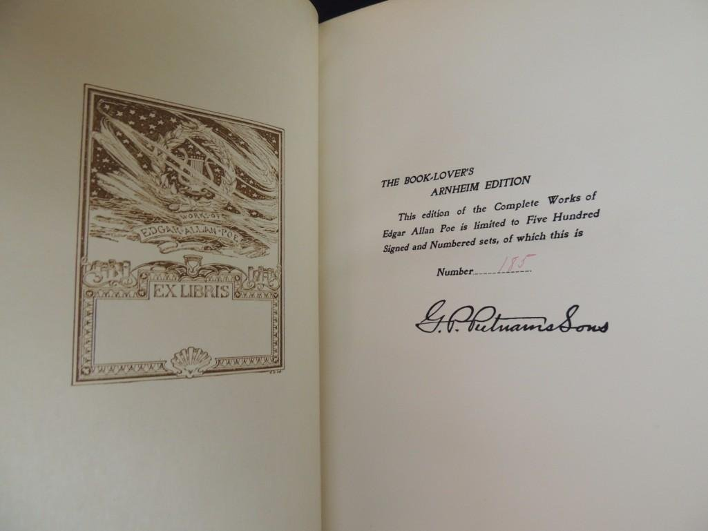 The Complete Works of Edgar Allan Poe Arnheim Edition - 4