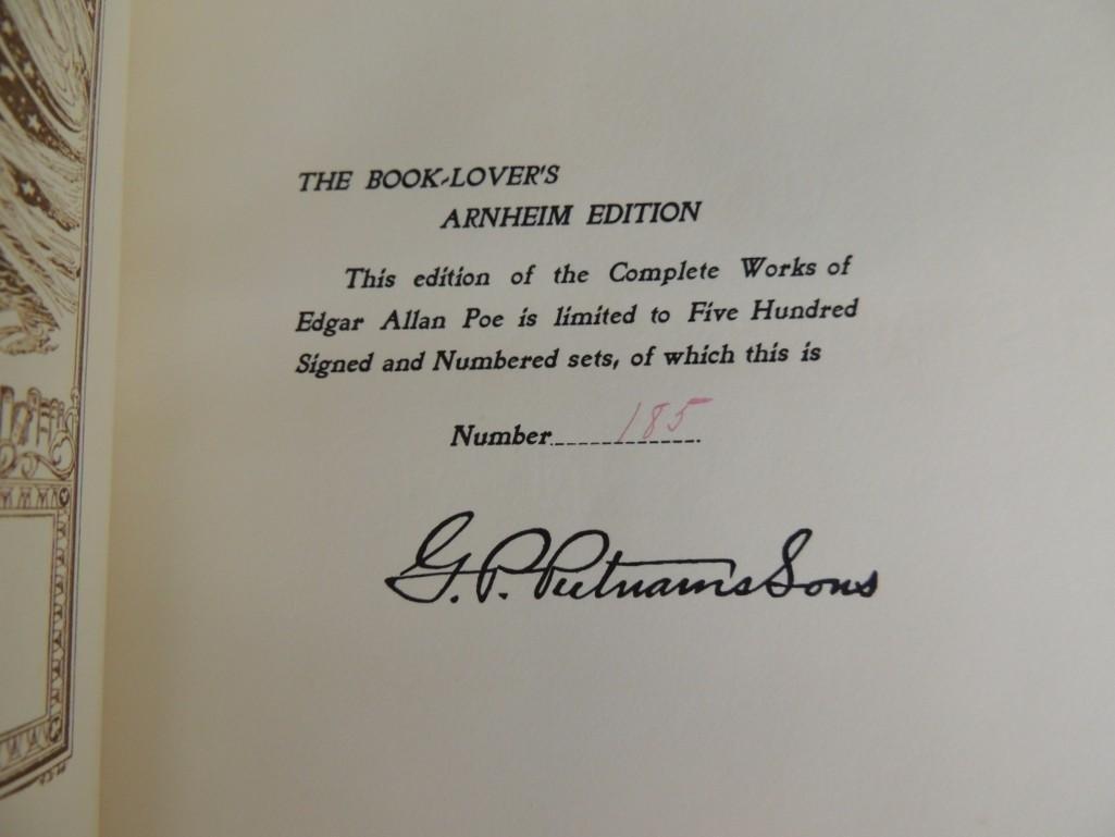 The Complete Works of Edgar Allan Poe Arnheim Edition - 5
