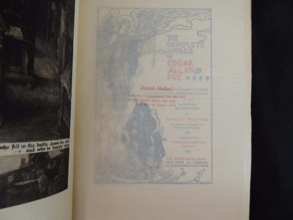 The Complete Works of Edgar Allan Poe Arnheim Edition - 7
